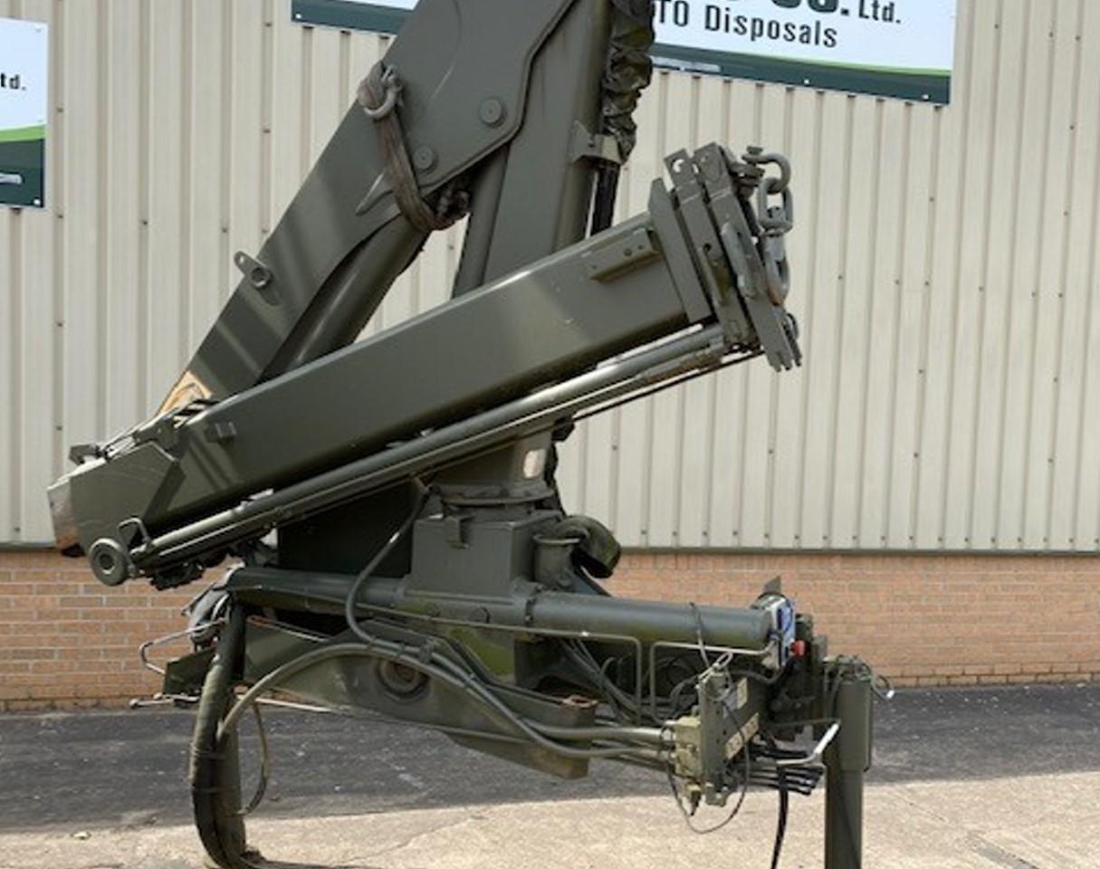HMF 910 Hydraulic Crane