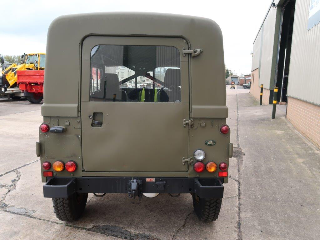 Land Rover Defender 90 Wolf RHD Hard Top (Remus) - 50306 | used military vehicles, MOD surplus for sale