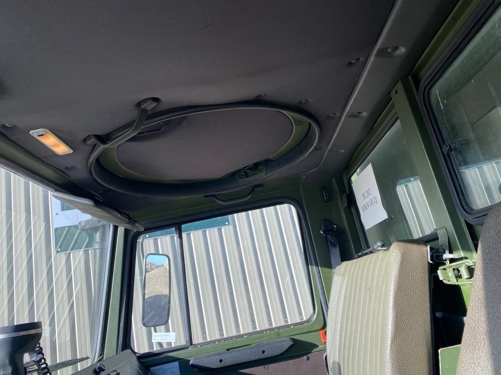 Mercedes Unimog U1300L 4x4 Ambulance (camper van) for sale
