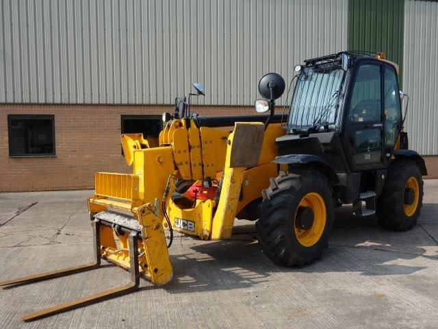 JCB 540-170 HI VIZ Loadall telehandler | used military vehicles for sale