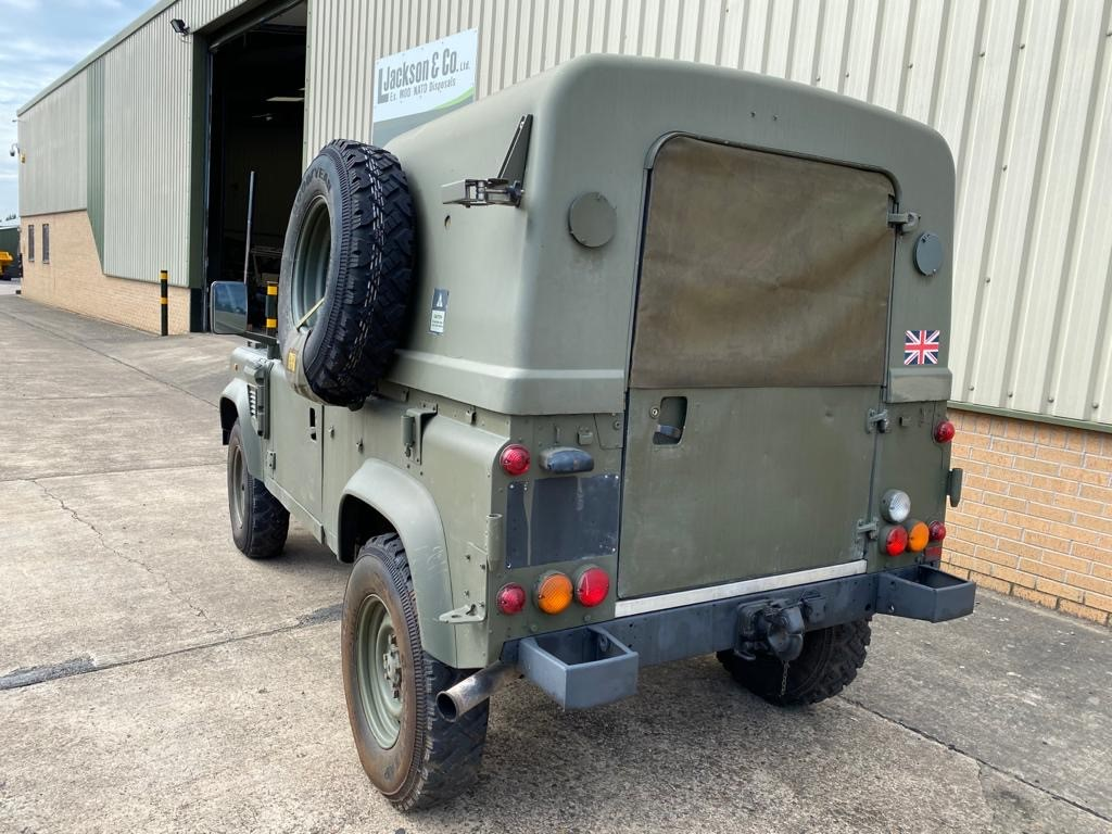 Land Rover Defender 90 Wolf LHD Hard Top (Remus) for sale