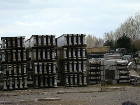 KB4 Aluminium Military Bridging | used military vehicles, MOD surplus for sale