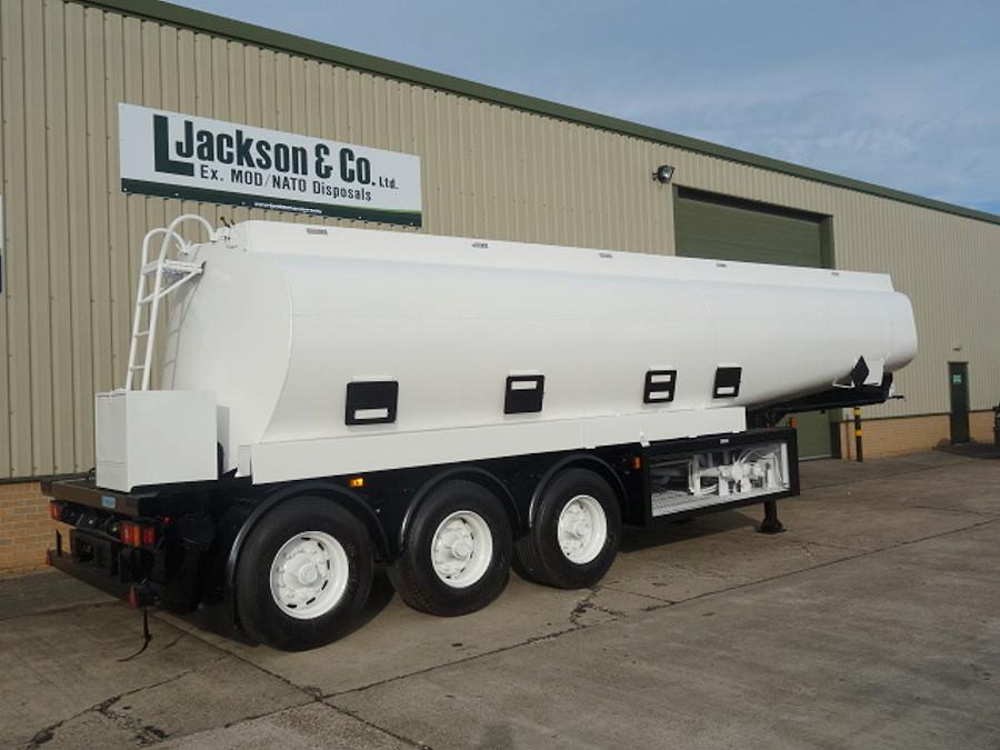 Thompson 32,000 Litre Fuel Tanker Trailer