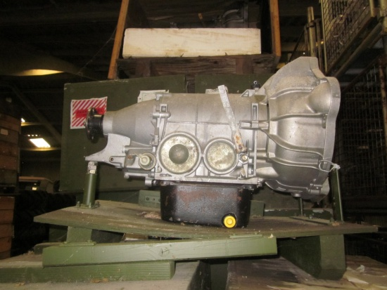 Mercedes-Benz W4A-040 Transmissions for Hagglund BV206  for sale