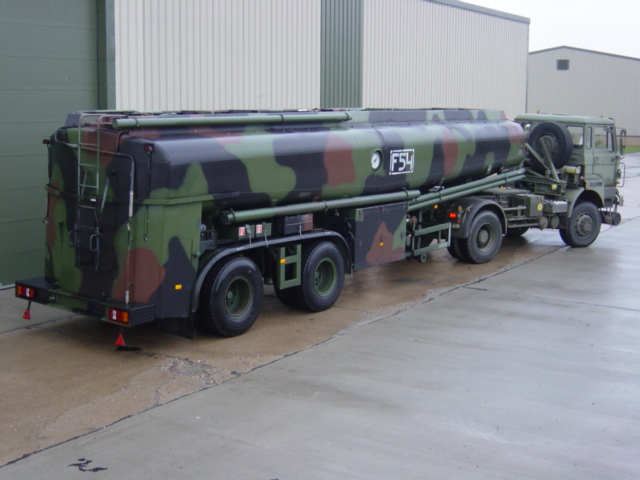 Aurepa 30,000ltr Tanker trailers for sale | military vehicles