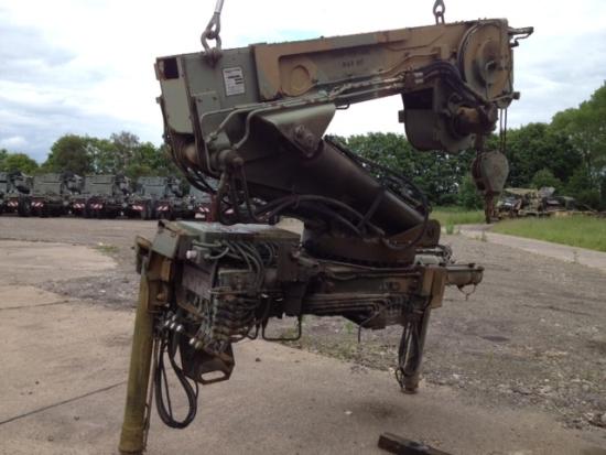 WAS SOLD Atlas AK4300 M5 Crane