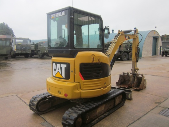 Caterpillar 303C CR  Tracked Excavator for sale