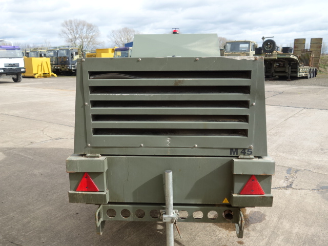 Factair General Purpose Air Compressor  for sale . The UK MOD Direct Sales