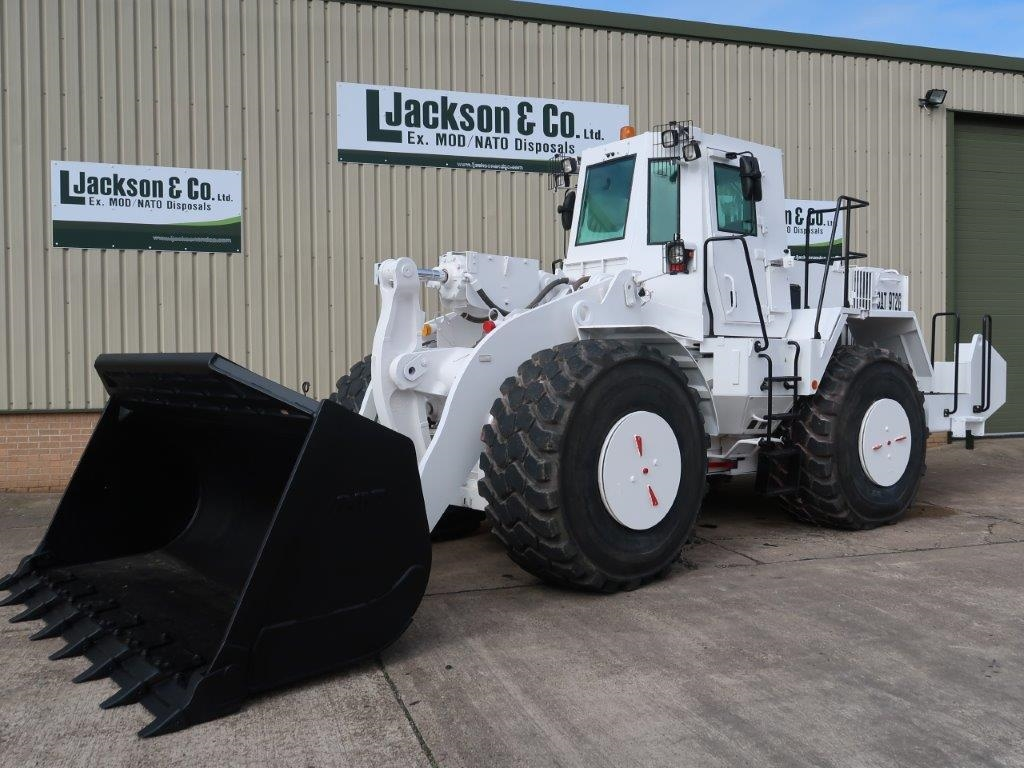 Caterpillar 972G Armoured Wheeled loader