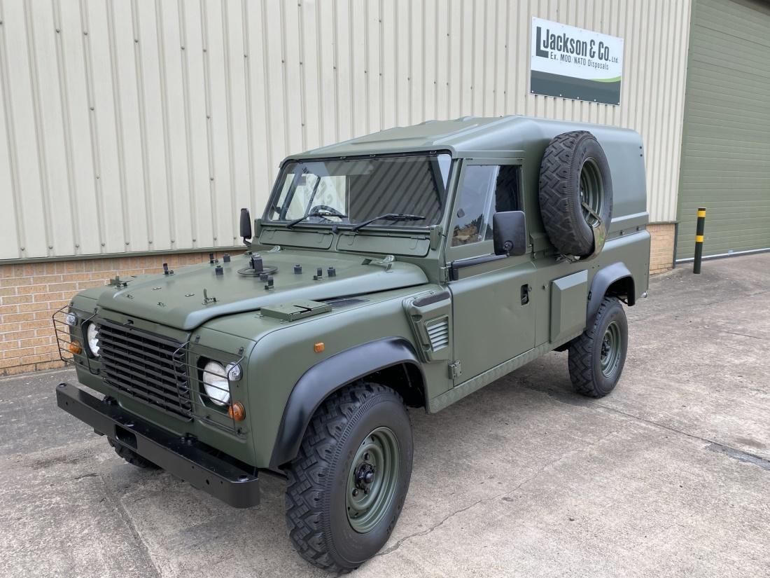 WAS SOLD Land Rover Defender Wolf 110 (REMUS) RHD Hard Top