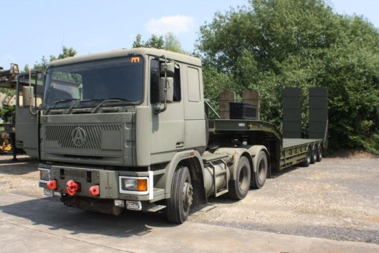 Seddon Atkinson 68 ton 6x4 RHD tractor unit | used military vehicles, MOD surplus for sale