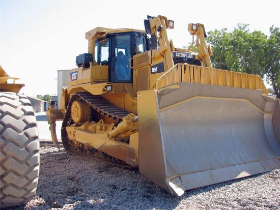 SOLD Cat D9T Crawler Dozer | used military vehicles, MOD surplus for sale