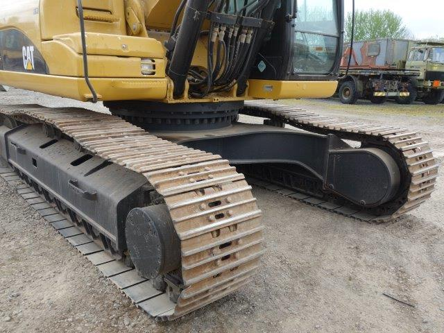 Caterpillar 336DL tracked excavator | used military vehicles, MOD surplus for sale