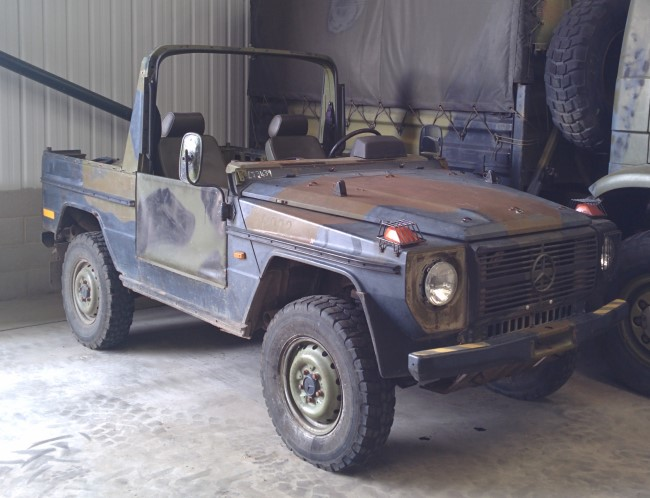 Mercedes Benz 240 G Wagon - SWB | used military vehicles, MOD surplus for sale