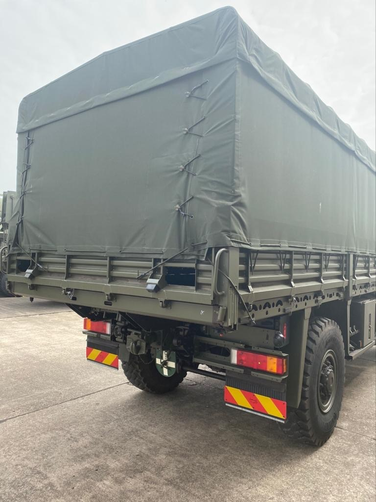 MAN HX60 18.330 4x4 (Unused) Winch Cargo Trucks | used military vehicles, MOD surplus for sale