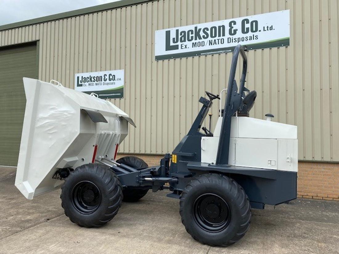 Terex TA9 4x4 9 Ton Dumper   used military vehicles, MOD surplus for sale