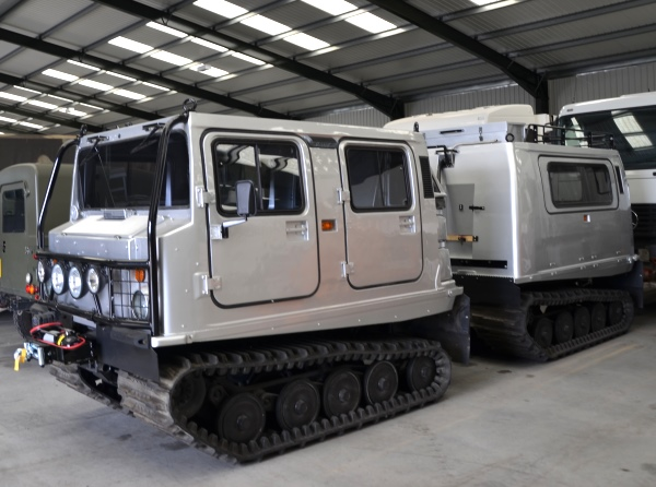 Hagglunds Bv206 VIP Executive -  tuning for sale | military vehicles