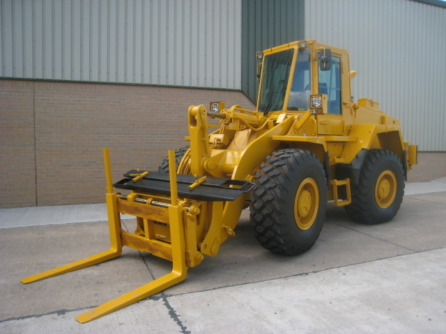 WAS SOLD Case 721 BXT 4X4 RT Forklift