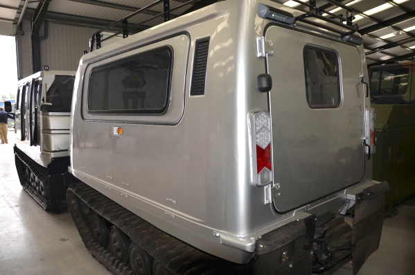 Hagglunds Bv206 VIP tuning | used military vehicles, MOD surplus for sale