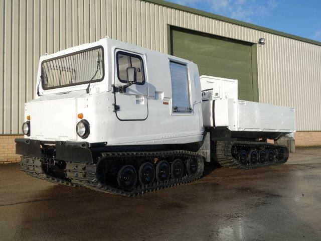 Hagglunds Bv206 Load Carrier with cargo bed only | Military Land Rovers 90, 110,130, Range Rovers, Mercedes for Sale