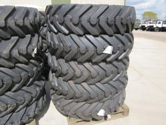 New Goodyear 14.00 - 24 Tyres | used military vehicles, MOD surplus for sale