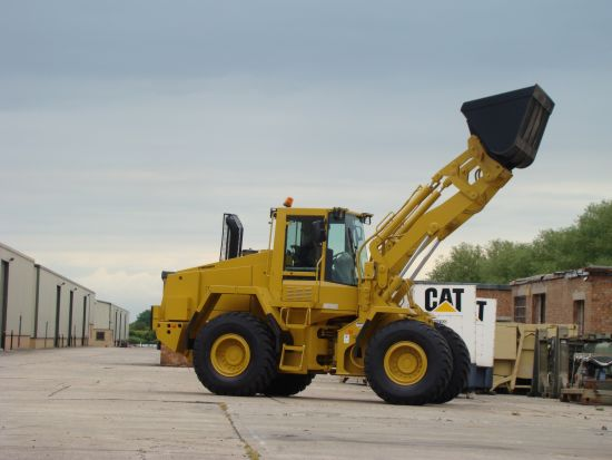 Case 721 CXT wheeled loader |  EX.MOD direct sales