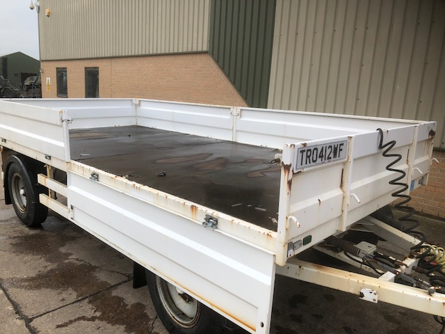 Traiload Cargo Trailer | used military vehicles, MOD surplus for sale