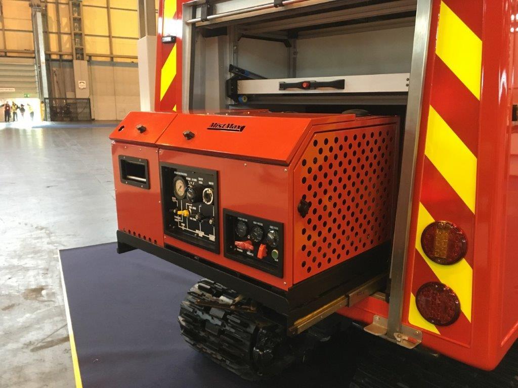 Hagglund BV206 ATV Fire Engine (Fire Chief) for sale