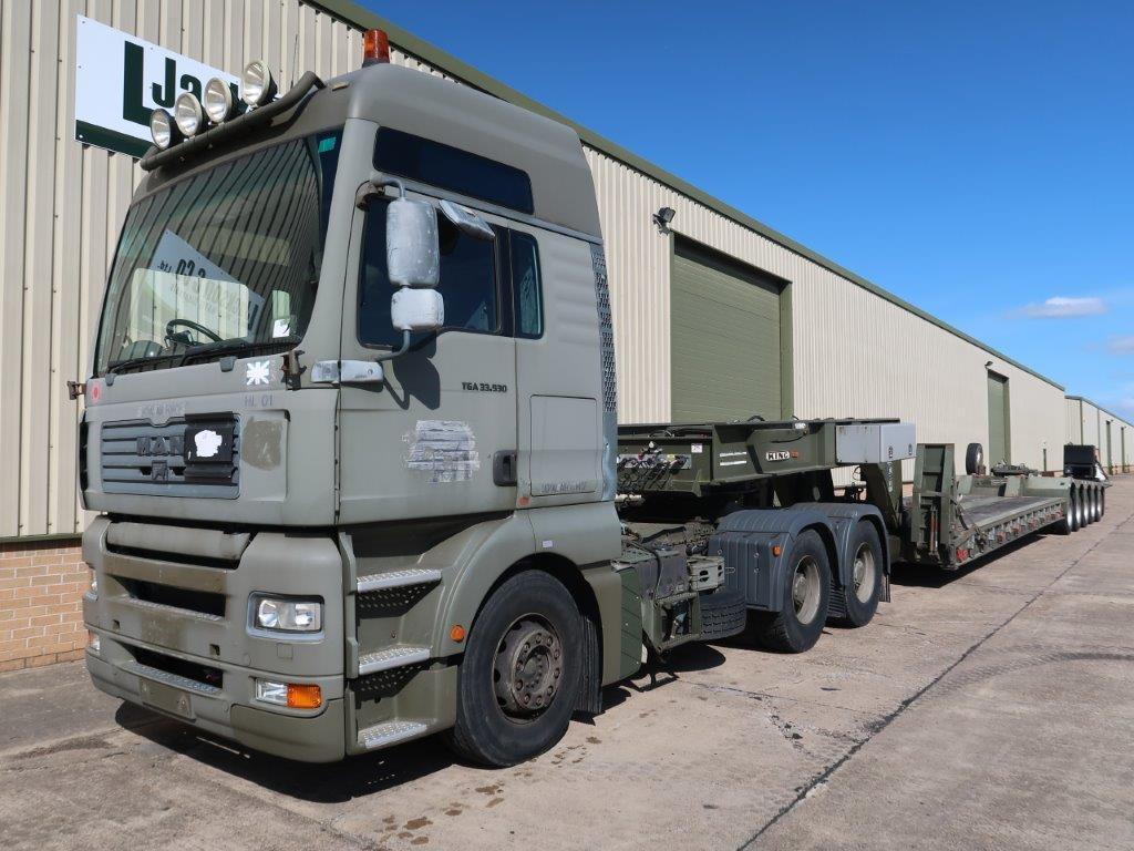 MAN TGA 33.530 6x4 Tractor Unit
