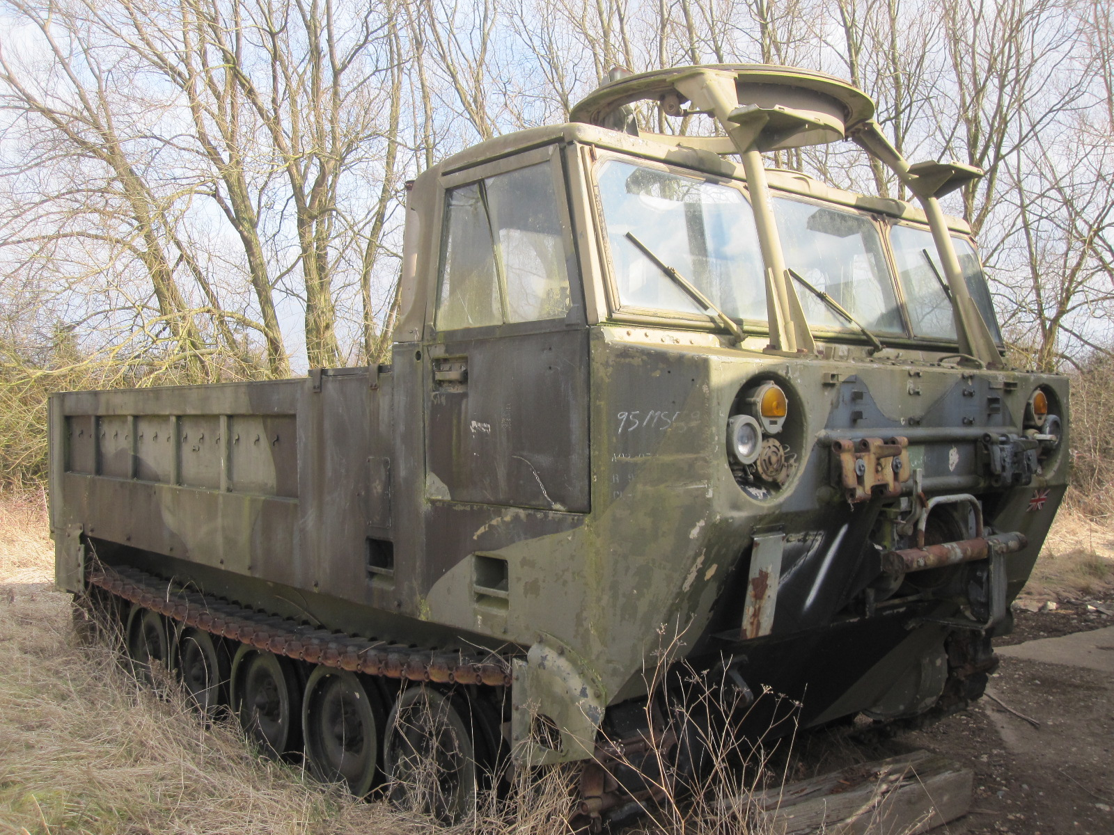M548 tracked cargo carrier for sale