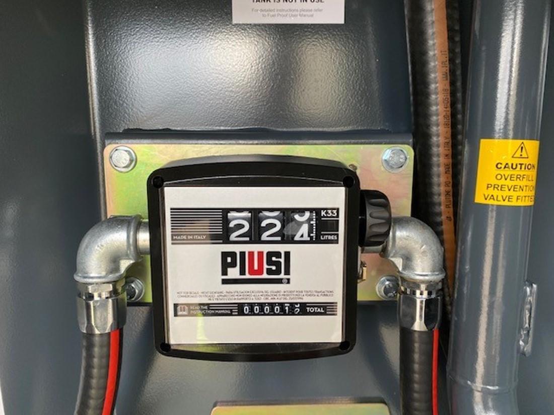 Unused MAN 4x4 7500 Litre Bunded Fuel Tanker for sale