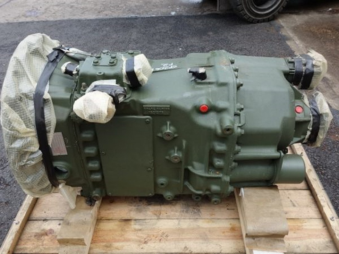 Reconditioned Volvo gearbox for FL12 for sale | military vehicles