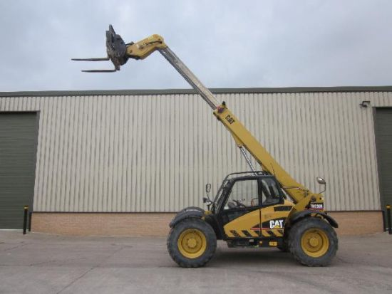 WAS SOLD Caterpillar TH330B teleporter