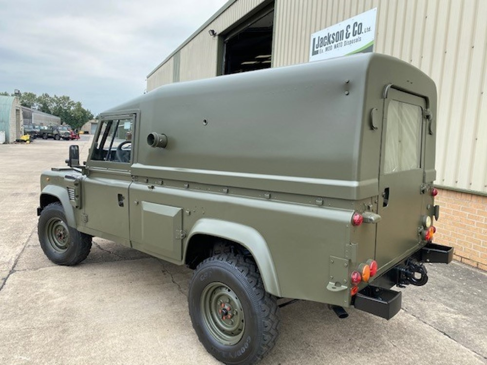 Land Rover Defender Wolf 110  LHD for sale
