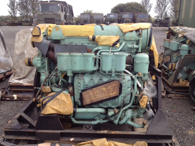 L60 Chieftain MBT Reconditioned Engine