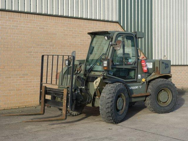 WAS SOLD JCB 525-50 rough terrain telehandler