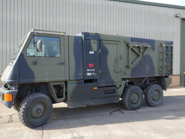Mowag Duro II 6x6  for sale . The UK MOD Direct Sales