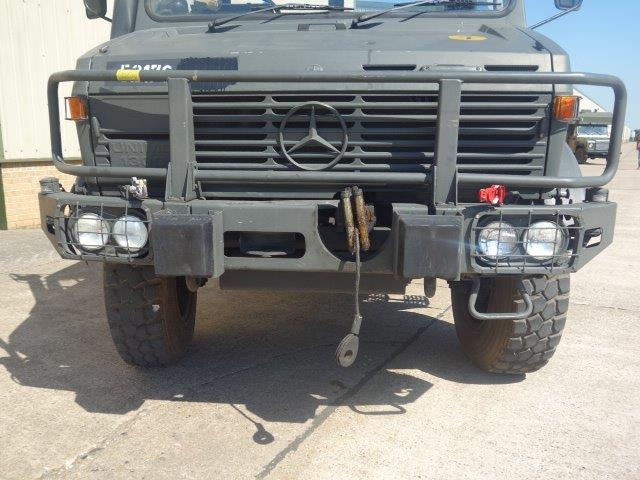 Mercedes Unimog U1300L Turbo RHD | used military vehicles, MOD surplus for sale