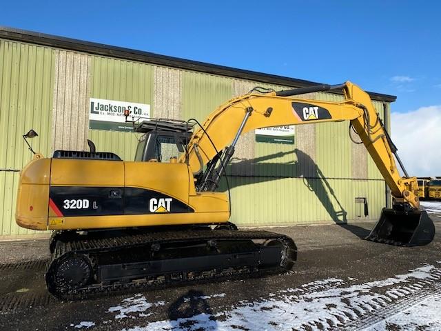 Caterpillar 320 DL Excavator for sale