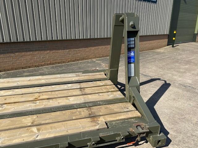 Drops 20ft ISO Flat Racks  unused for sale