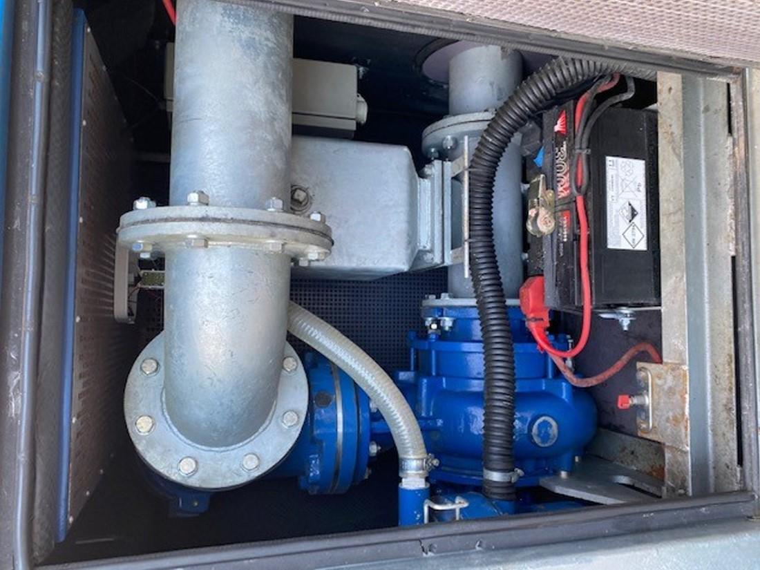 Hidrostal Superhawk 150-6 Water Pump   used military vehicles, MOD surplus for sale