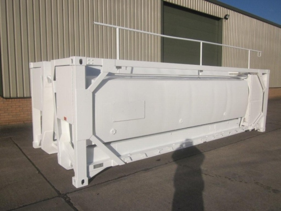 Marshall 12,000 litre drops fuel tank | used military vehicles, MOD surplus for sale
