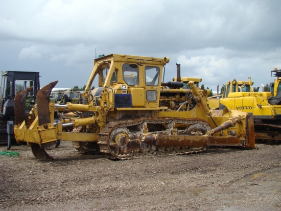 Caterpillar D8K dozer | used military vehicles for sale