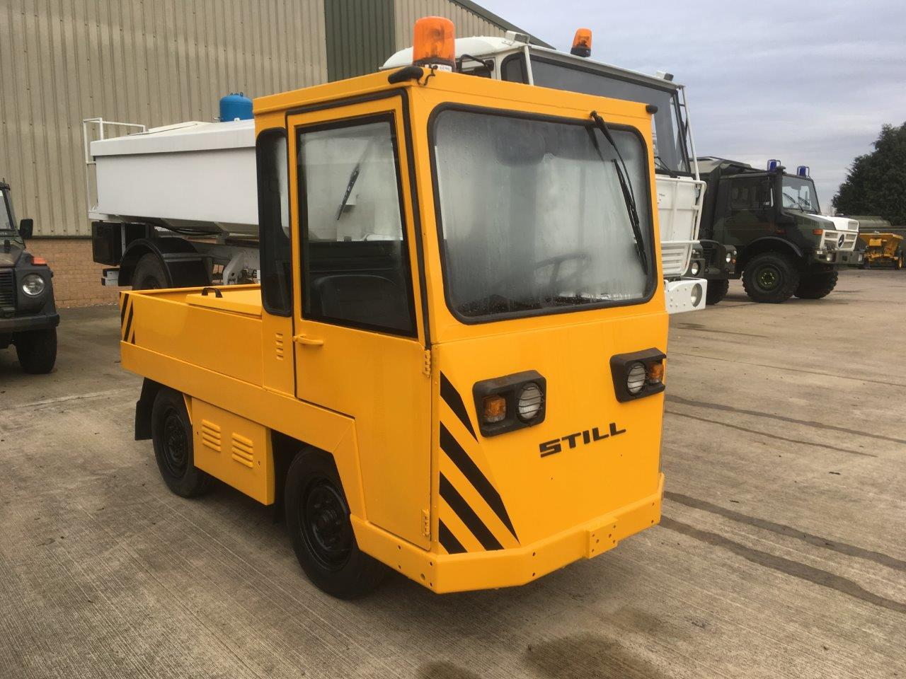 Still R07 Aircaft Tug | used military vehicles for sale