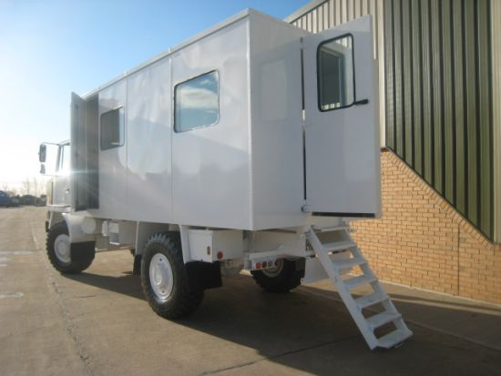 Bedford TM 4x4 box truck personnel carrier for sale