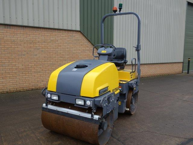Dynapac CC1200 Roller (2014) | used military vehicles, MOD surplus for sale