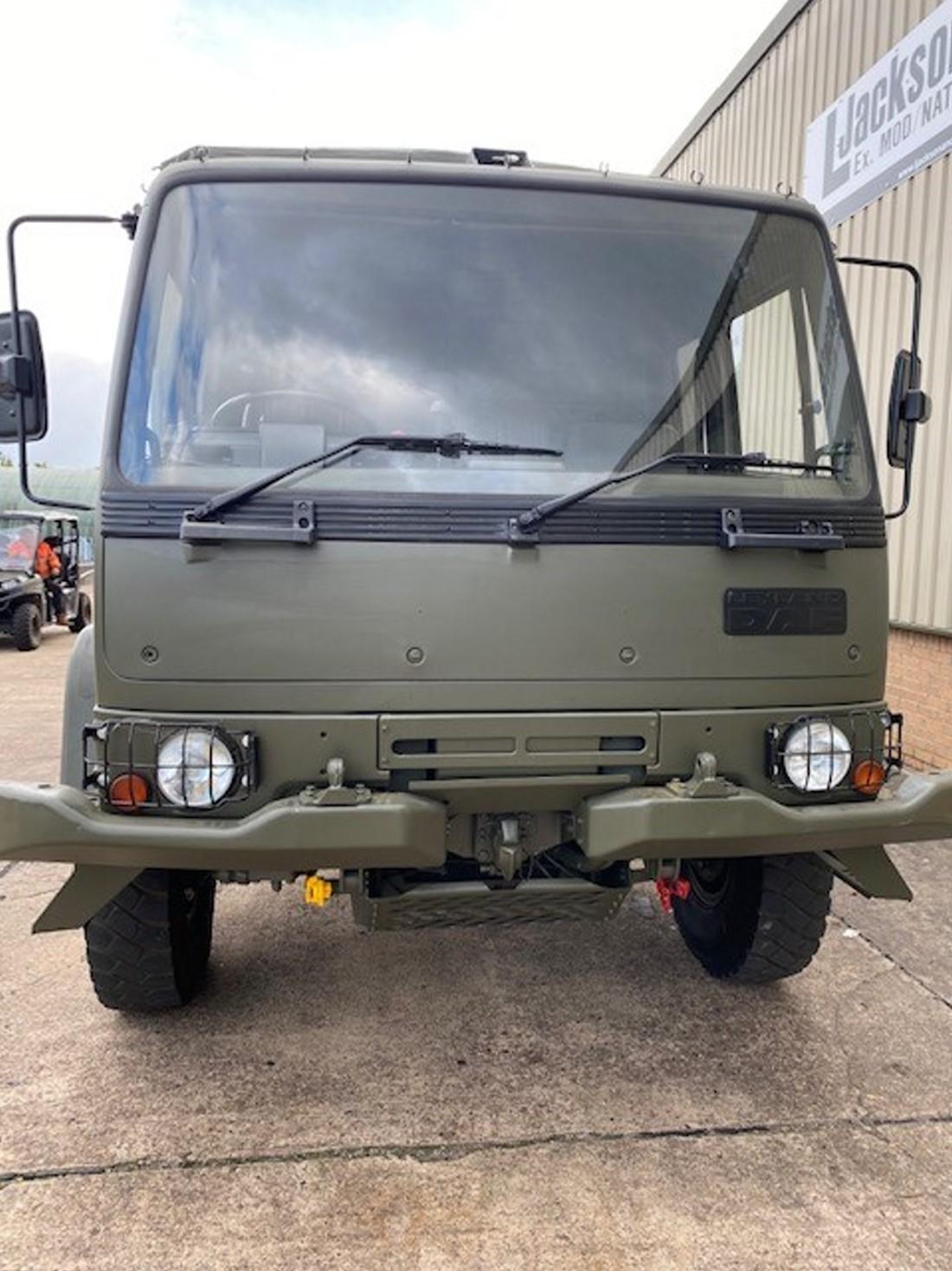 Leyland Daf 45.150 4x4 Shoot Vehicle Gun Bus for sale
