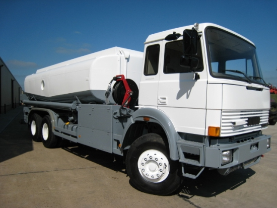 Iveco 260-32 AH 6x4 18,000 litre tanker truck | Military Land Rovers 90, 110,130, Range Rovers, Mercedes for Sale