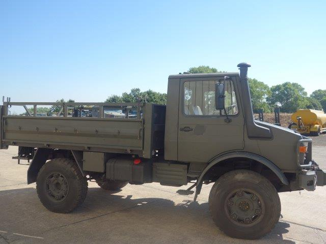 Mercedes Unimog U1300L Turbo RHD |  EX.MOD direct sales