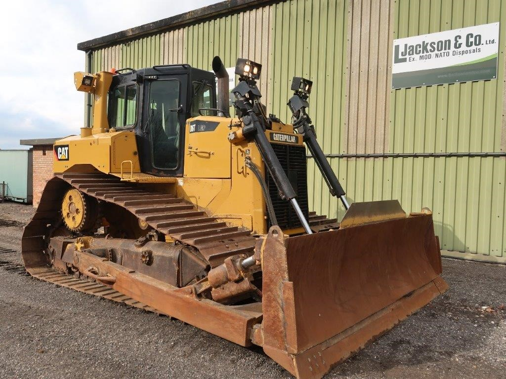 Caterpillar D6T LGP Dozer for sale | military vehicles